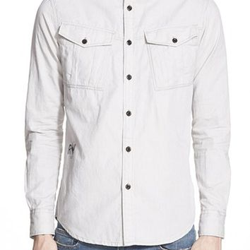 Men's G-Star Raw 'Rovic' Extra Trim Fit Woven Shirt,