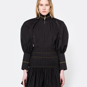 Ellery / Skyward Bubble Sleeve Dress