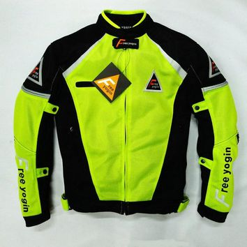 New free yogin oxford ride jacket  motorcycle clothing off-road motorcycle clothing automobile race jackets windproof