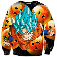 Black Dragon Balls Crewneck