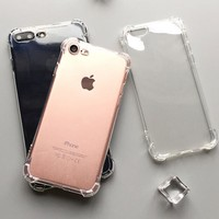 New Upgrade Jelly SiliconeiPhone 6s 8 7 7Plus & iPhone X XS XR Case UNBreak Cover with Gift Box