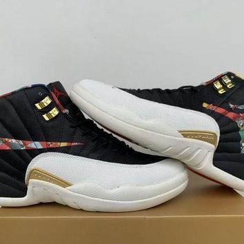 DCCK 2019 Air Jordan 12 Retro CNY