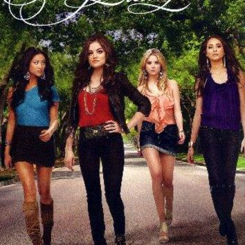 Pretty Little Liars poster 11 inch x 17 inch