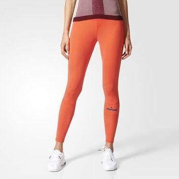 adidas Run Tights - Red | adidas US