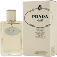 Prada Infusion Dhomme By Prada Edt Spray 3.4 Oz