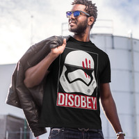 Star Wars FN-2187 Disobey T-Shirt