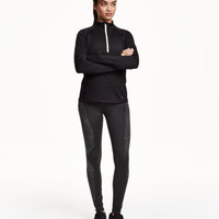 H&M Winter Running Tights $49.99