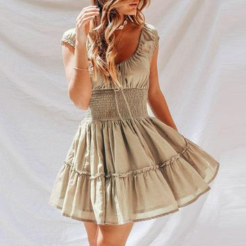 Fraulein Cute Boho Dress