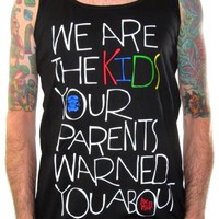 Mac Miller Tank Top - We Are The Kids