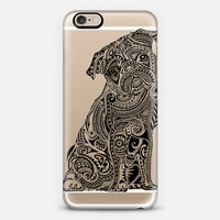 Polynesian Pug iPhone 6s case by huebucket | Casetify