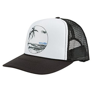 RIP CURL Oceanview Womens Trucker Hat, Black