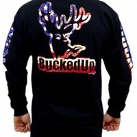 Longsleeve - Black with American LogoPurchase