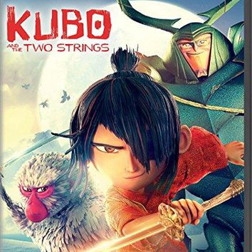 Charlize Theron & Art Parkinson & Travis Knight-Kubo and the Two Strings