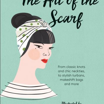 The Art Of The Scarf | Libby VanderPloeg