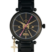 Vivienne Westwood Orb Face Black Watch at asos.com