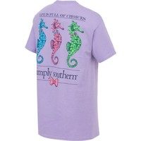 Simply Southern Men's Seahorse T-shirt | Academy