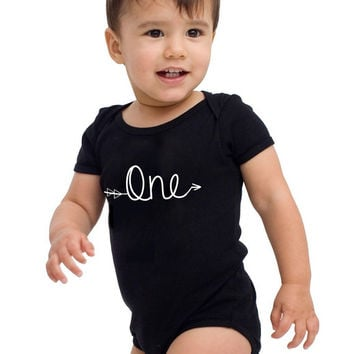 First Birthday Tshirt Babys Clothes Baby One Piece 12 18