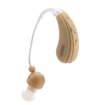 Digital Rechargable Ear Hearing Amplifier Hearing-aid With Microphone