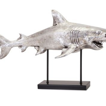 Shark Alley Sculpture