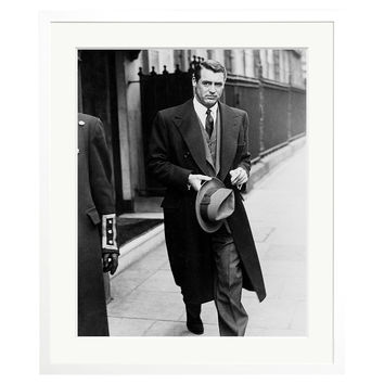 Cary Grant in London, Photographs