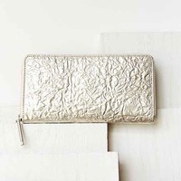 FLYNN Crawford Metallic Wallet