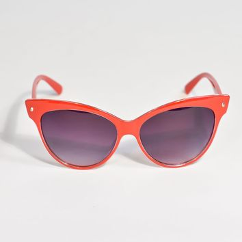Red Contessa Sunglasses