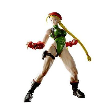 Bandai Tamashii Nations S.H.Figuarts Cammy Street Fighter V Action Figure