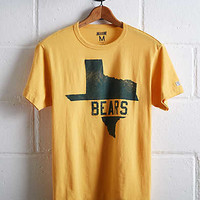 Tailgate Baylor Bears Texas T-Shirt, Yellow