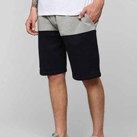 10.Deep Split Sweat Short- Grey M