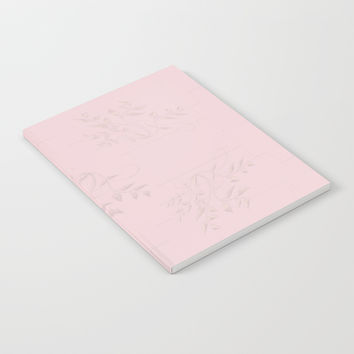 Vanilla Ice Density Notebook by deluxephotos