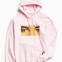 PLEASURES X Elvis Eyes Hoodie Sweatshirt - Urban Outfitters