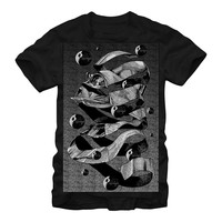 STAR WARS MC VADER PEEL T-SHIRT