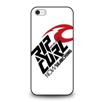 RIP CURL SURFING iPhone SE Case Cover