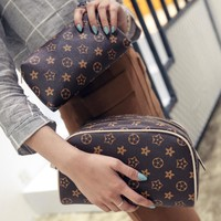 Beauty Hot Sale On Sale Hot Deal Ladies Stylish Print Make-up Bag [11877128531]