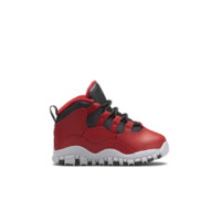 Air Jordan 10 Bulls Over Broadway AS  Infant/Toddler Boys' Shoe, by Nike