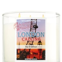 14.5 oz. 3-Wick Candle London Calling