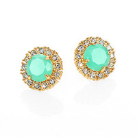 Kate Spade New York Secret Garden Studs