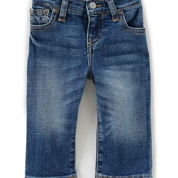 Ralph Lauren Childrenswear Baby Boys 3-24 Months Sullivan Slim Denim Jeans | Dillards