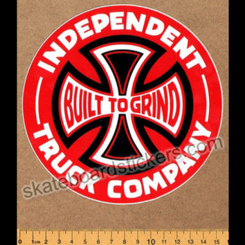 Independent Trucks Skateboard Sticker