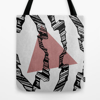 City Lights II Tote Bag by Felipe Nogueira