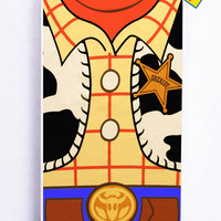 Toy Story I Am Woody for Iphone 5 / 5s Cover Rubber Case
