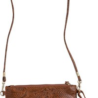 BADLANDS FRINGE CROSSBODY BAG
