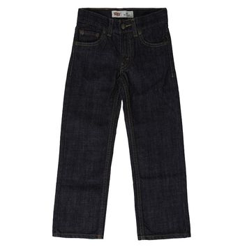 Levi's 505 Regular Fit Jeans - Boys