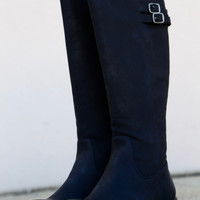 Mira By Very Volatile Boots {Black}