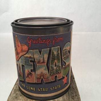 Assorted Texas/Western Candles