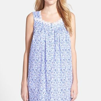 Women's Eileen West 'Dream Garden' Short Nightgown ,
