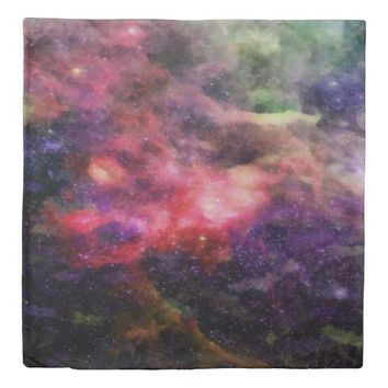 Interstellar Dust - Nebula Duvet Cover
