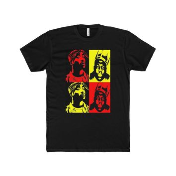Men's Biggie and Tupac Tee