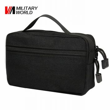 1000D Tactical Molle Vest Belt Magazine Bag Durable Paintball Bullet Ammo Pouch Army Hunting Travel Medical First Aid Kit Pack