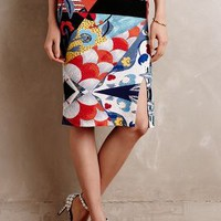Tearoom Pencil Skirt